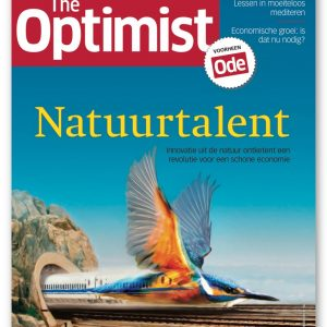 The Optimist editie 155 juli-augustus 2013