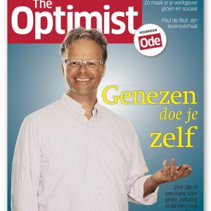 The Optimist editie 156 september-oktober 2013