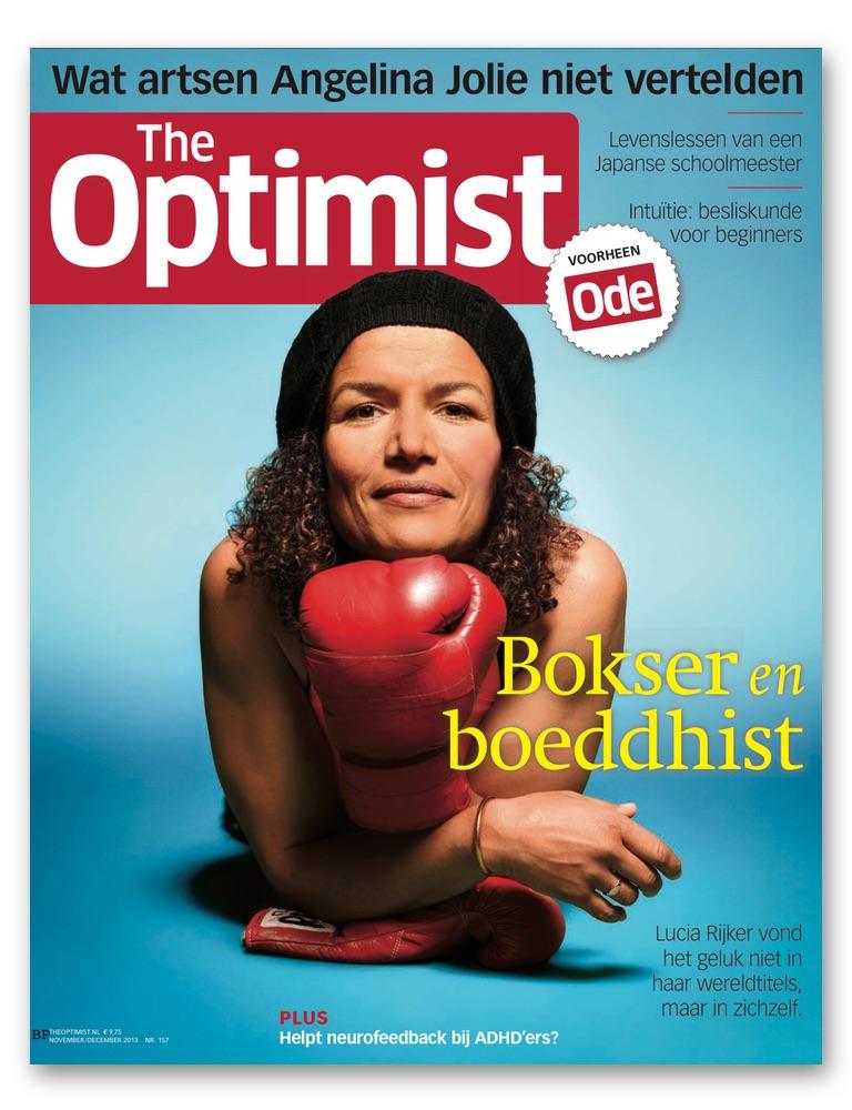 The Optimist editie 157 november-december 2013