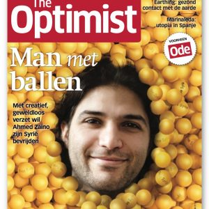 The Optimist editie 158 januari-februari 2014