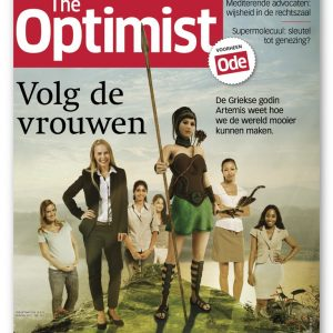 The Optimist editie 163 december 2014-januari 2015