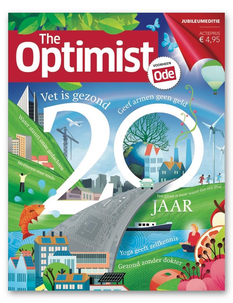 The Optimist editie 164 april-mei 2015