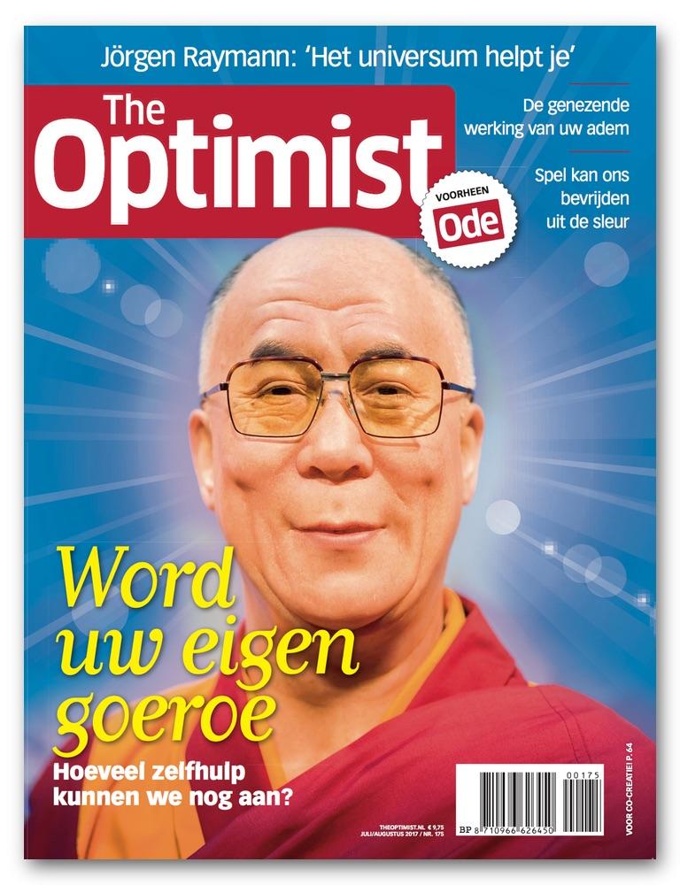 The Optimist editie 175 Juli/Augustus 2017