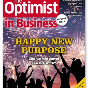The Optimist in Business magazine (#001)