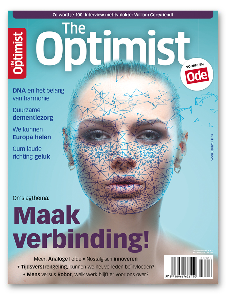 The Optimist magazine #180 mei/juni 2018