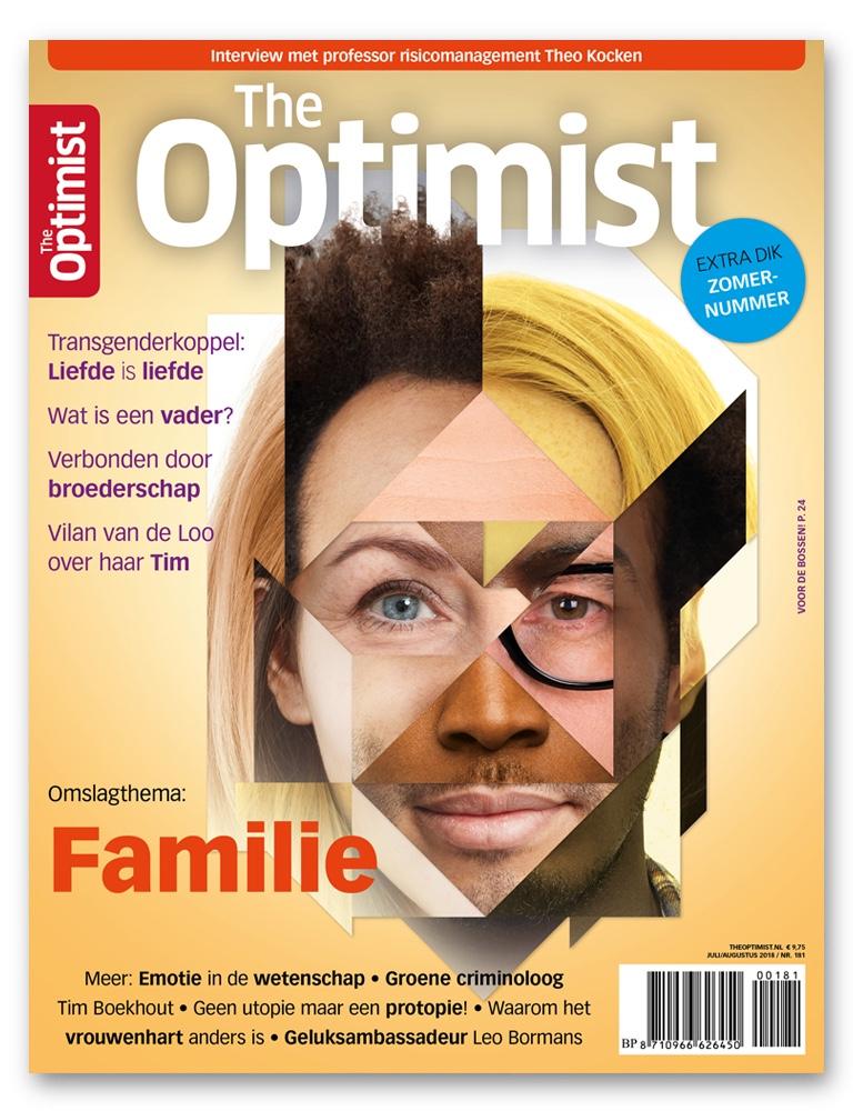 The Optimist magazine 181 (juli/augustus 2018)