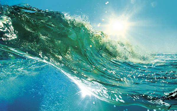 De geest van water