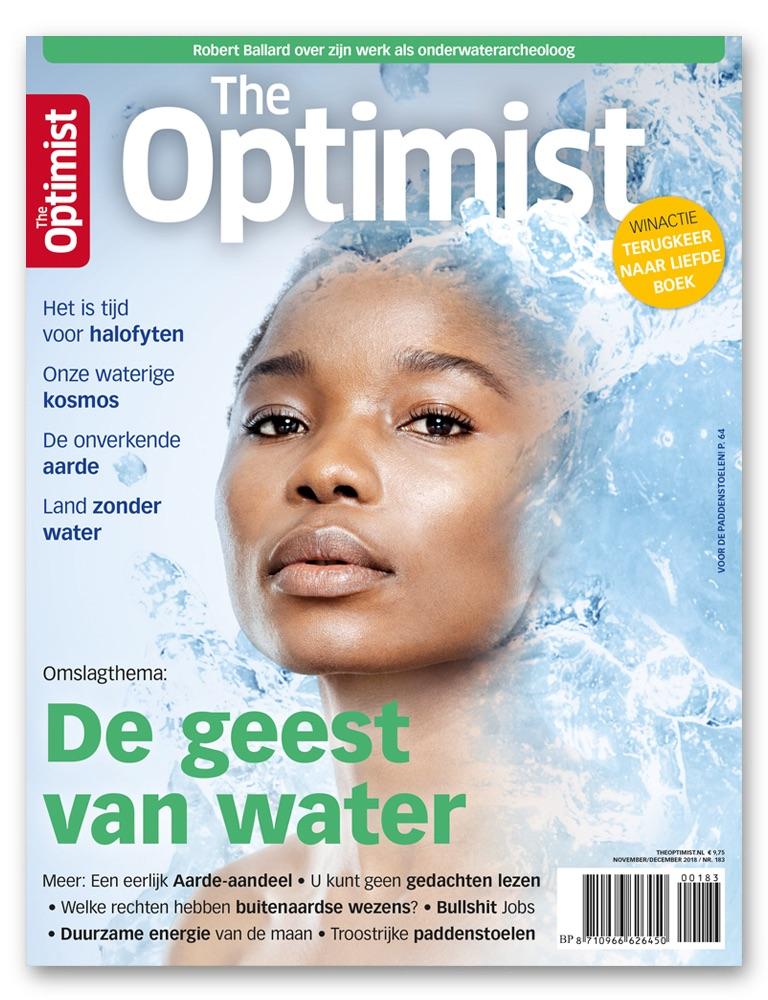 The Optimist Magazine 183 (November / December 2018)