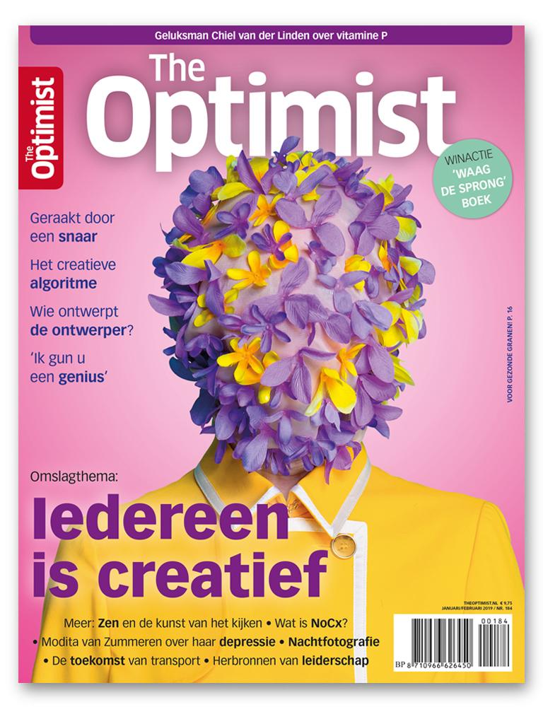 The Optimist Magazine 184