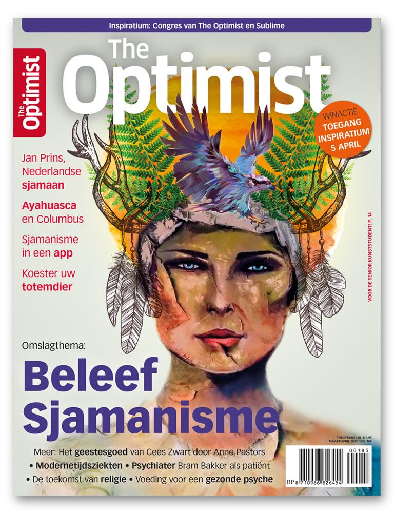 The Optimist magazine 185 (Maart/April 2019)