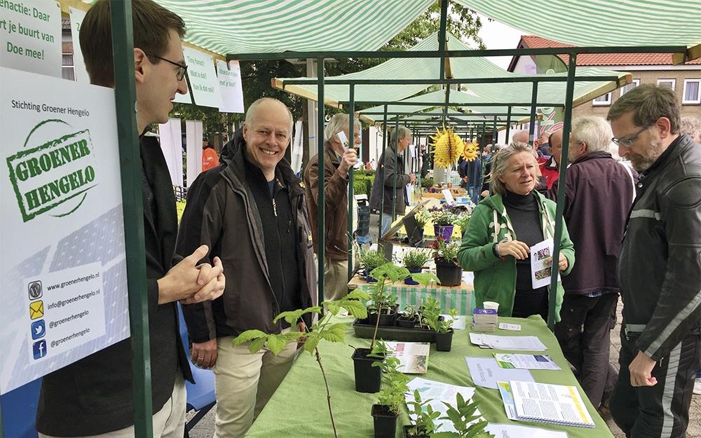Stichting Groener Hengelo strijdt voor duurzaamheid