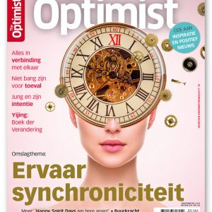 The Optimist magazine 186 Mei/Juni 2019
