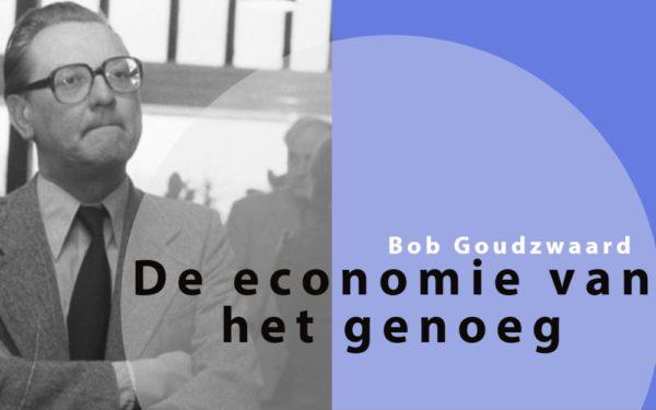 Betekeniseconomie: de economie van het genoeg