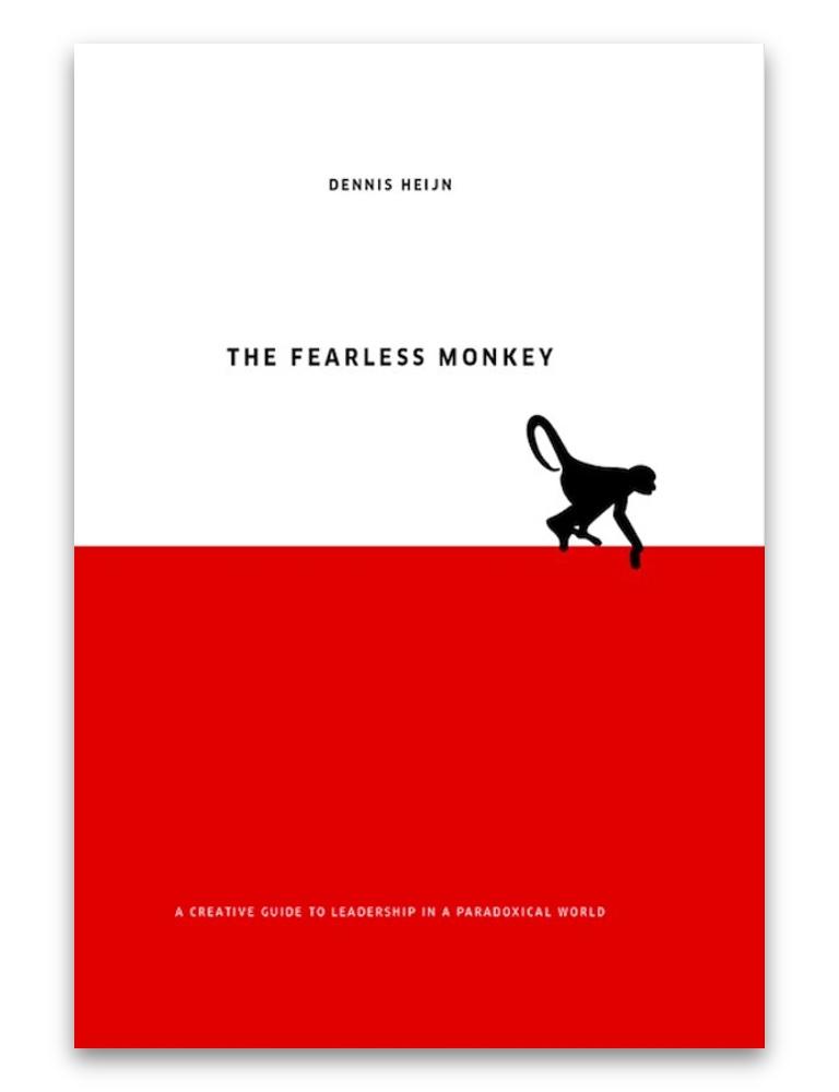 Dennis Heijn - The Fearless Monkey