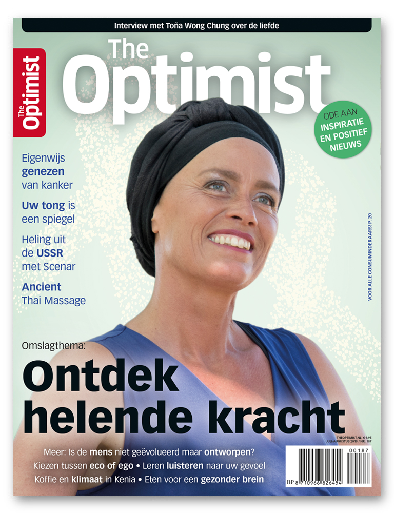 The Optimist magazine 187 Juli-Augustus 2019
