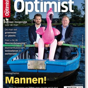 The Optimist magazine 188 (September / Oktober 2019)