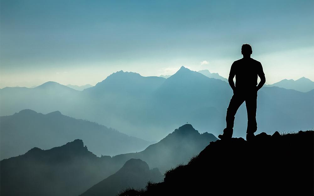 De moeizame tocht van man naar mens