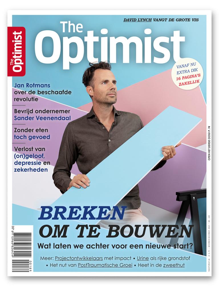The Optimist magazine 198 november/december 2019