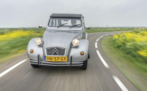 Citroën 2CV: van Lelijk naar Elektrisch
