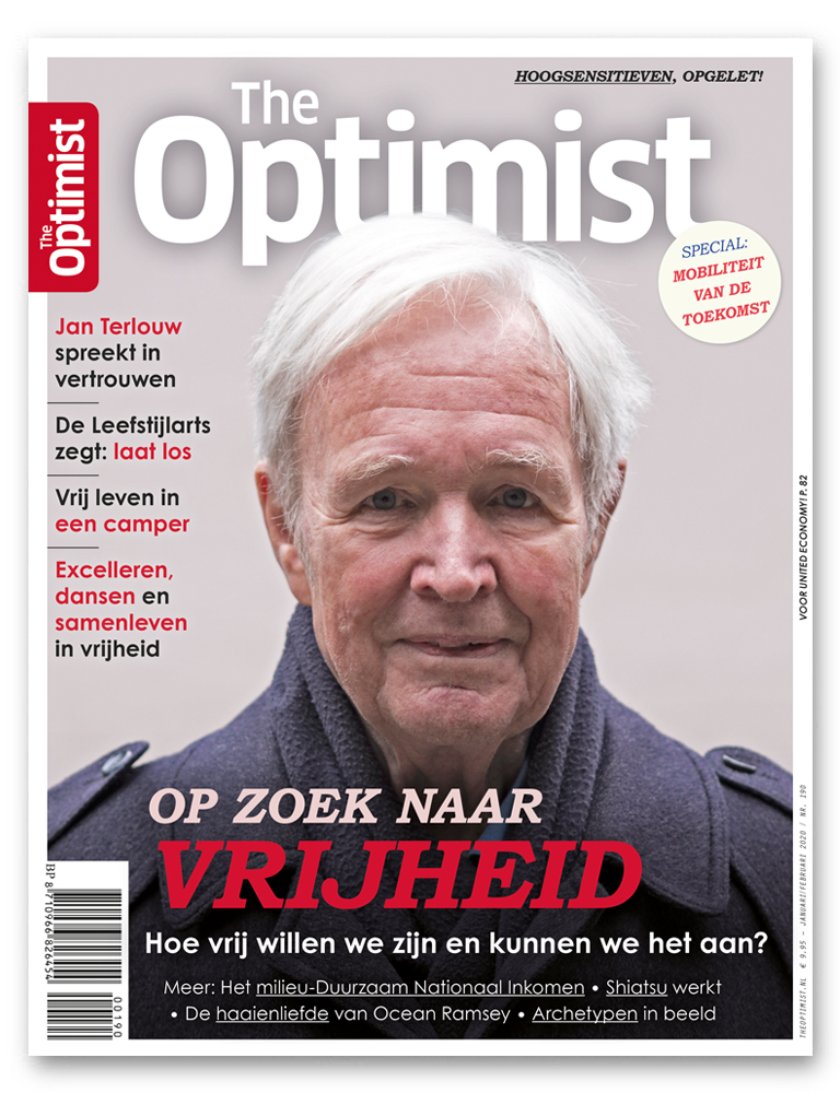 The Optimist magazine 190 (Januari/Februari 2020)