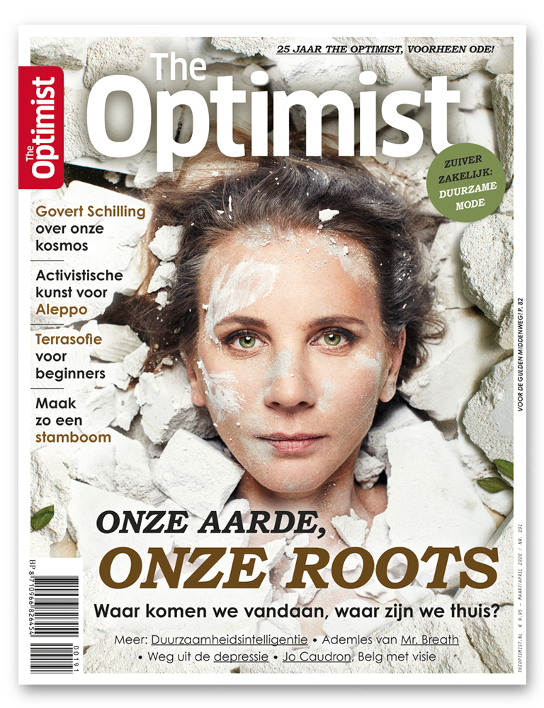 The Optimist magazine 191 (Maart/April 2020)