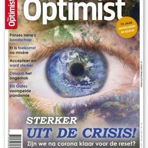 The Optimist magazine 192 (Mei/Juni 2020)