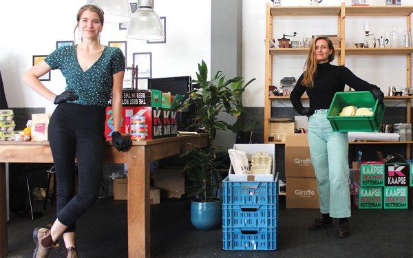 Lokale ondernemers overleven