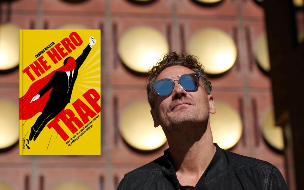 Boeklancering 'The Hero Trap'