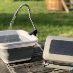 Schoon water door zonne-energie