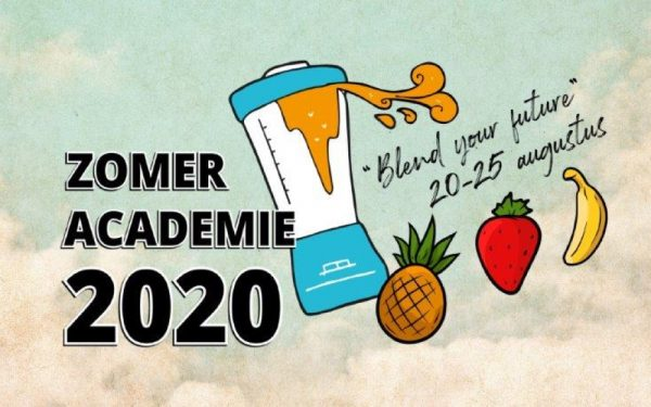 Zomeracademie 2020: Blend your future