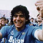 Filmtips om de coronatijd door te komen: Diego Maradona (Photo by Meazza Sambucetti/AP/Shutterstock)