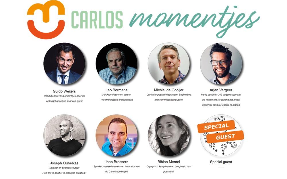 Vrijkaartjes voor online evenement over positiviteit en geluk!