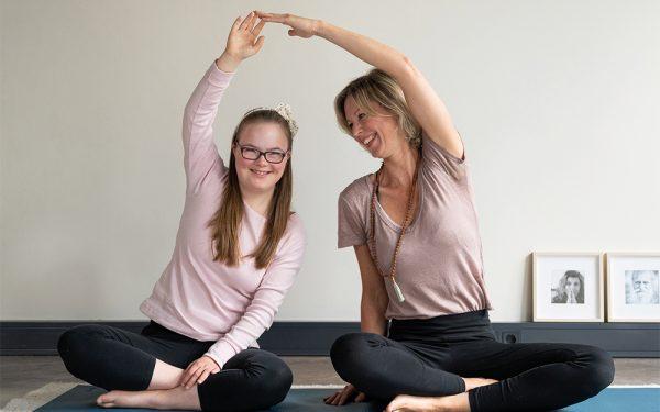 Yoga voor het speciale kind
