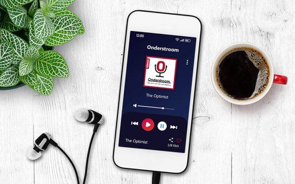 Aflevering 5 van The Optimist podcast met Jim Stolze (deel 2)