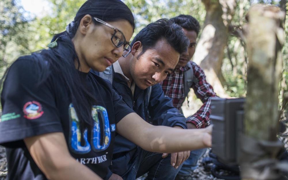 Citizen science als gamechanger voor natuurbescherming