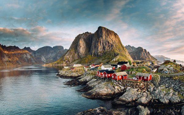Gratis proefwonen op Noors eilandje