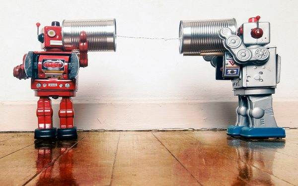 JUDI als link tussen mens en machine