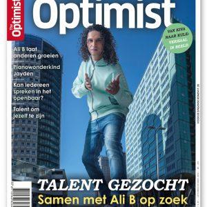 The Optimist magazine 194