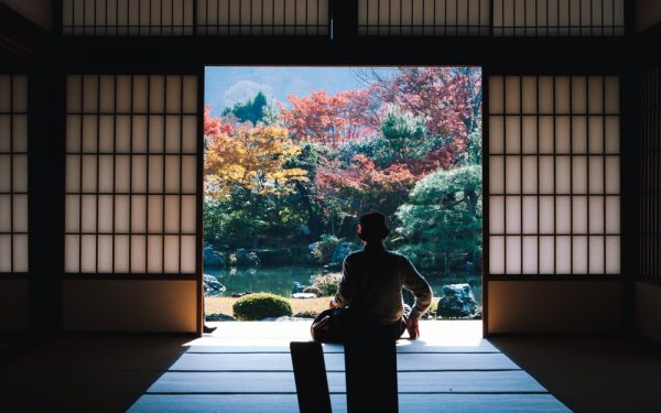 Ukeireru de Japanse kunst van acceptatie (Photo by Masaaki Komori on Unsplash)
