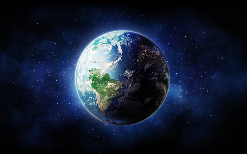 Zendtijd aarde