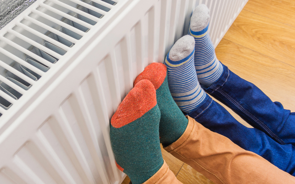 Tips voor heerlijk warme voeten