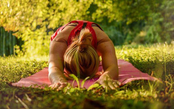 yoga en duurzaamheid