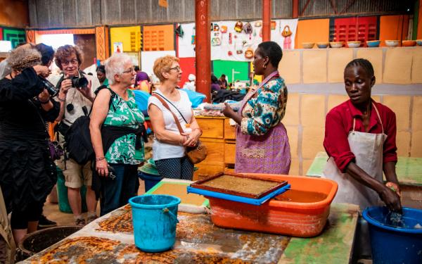 Producentenreizen Kenia